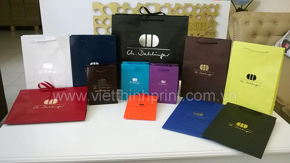 Túi giấy - Túi quà tặng